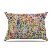KESS InHouse More Sprinkles Pillowcase; King