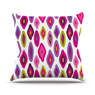 KESS InHouse Moroccan Dreams Throw Pillow; 26'' H x 26'' W