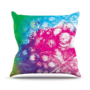 KESS InHouse Nastalgia Throw Pillow; 26'' H x 26'' W