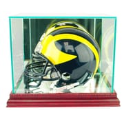 Perfect Cases Mini Football Helmet Display Case