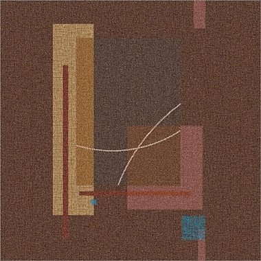 Milliken Pastiche Fairmont Nutshell Rug; Rectangle 2'1'' x 7'8''