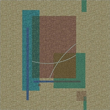 Milliken Pastiche Fairmont Seagrass Rug; Rectangle 2'8'' x 3'10''
