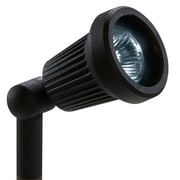 Paradise Garden Lighting Comet 1-Light Spot Light; Black