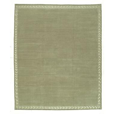 Artisan Carpets Designers' Reserve Green Area Rug; 3' x 5'