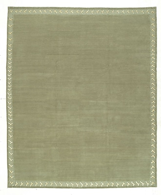 Artisan Carpets Designers' Reserve Green Area Rug; 3' x 5'