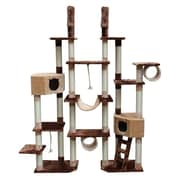 Kitty Mansions 92'' Rome Cat Tree