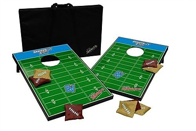 Tailgate Toss NCAA 10 Piece Cornhole Game Set; Grand Valley State