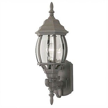 Westinghouse Lighting Oasis 1-Light Outdoor Sconce