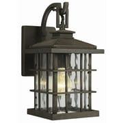 Design House Townsend 1-Light Outdoor Wall Lantern
