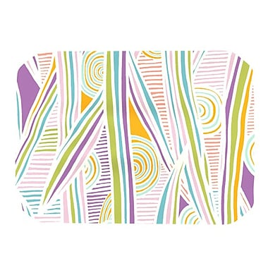 KESS InHouse Graphique Placemat; White