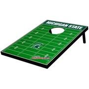 Tailgate Toss NCAA Football Cornhole Game; Michigan State