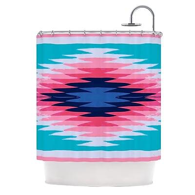KESS InHouse Surf Lovin II Shower Curtain