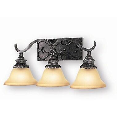 Woodbridge Rosedale 3-Light Vanity Light