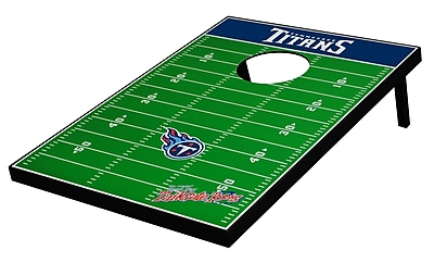 Tailgate Toss NFL Football Cornhole Set; Tennessee Titans