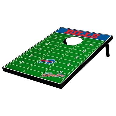 Tailgate Toss NFL Football Cornhole Set; Buffalo Bills