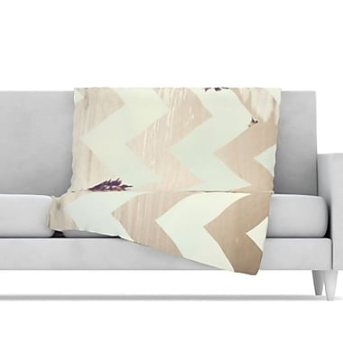 KESS InHouse Oasis Throw Blanket; 40'' L x 30'' W