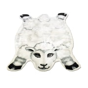 Walk On Me Sheep Kids Rug; Novelty 4'7'' x 6'7''