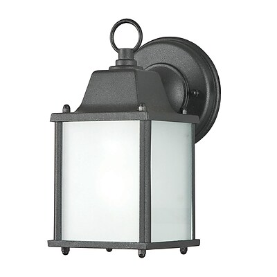 Sunset Lighting 1-Light Outdoor Wall Lantern