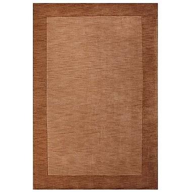 Acura Rugs Loom Beige/Brown Rug; 8' x 10'6''
