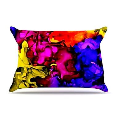 KESS InHouse Chica Pillowcase; Standard