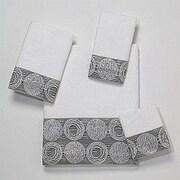 Avanti Linens Galaxy 4 Piece Towel Set; White