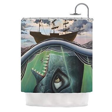 KESS InHouse Jonah Shower Curtain