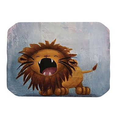 KESS InHouse Dandy Lion Placemat