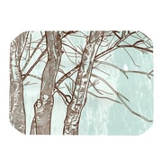 KESS InHouse Winter Trees Placemat