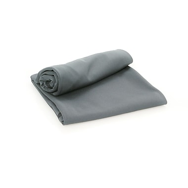 Discovery Trekking Outfitters Extreme Ultralight Bath Towel; Charcoal
