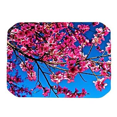 KESS InHouse Flowers Placemat