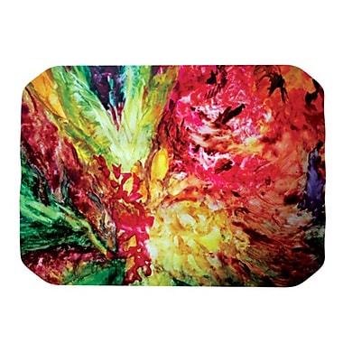KESS InHouse Passion Flowers I Placemat