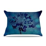 KESS InHouse Grapesiscle Pillowcase; Standard