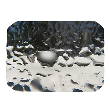KESS InHouse Window Placemat; Grey