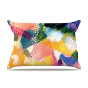 KESS InHouse Texture Pillowcase; King