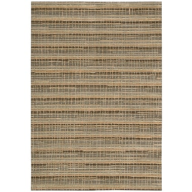 Joseph Abboud Mulholland Hand-Woven Brown Area Rug; 3'9'' x 5'9''