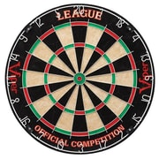 GLD Products Fat Cat League Steel Tip Dartboard