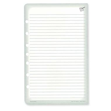 Day-Timer® – Recharges pour registre, format bureau, 5,5 po x 8,5 po, bilingue, bloc/24 feuilles, paq./2