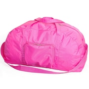 Netpack 23'' Packable Travel Duffel; Pink