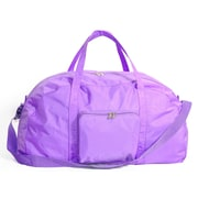 Netpack 23'' Packable Travel Duffel; Purple