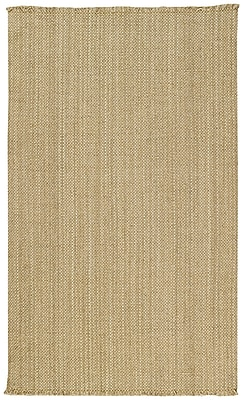 Capel Nags Head Beige Area Rug; 8' x 11'