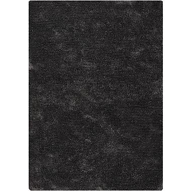 Chandra Edina Grey Area Rug; 5' x 7'6''