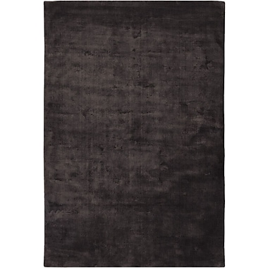 Chandra Gloria Chocolate Area Rug; 7'9'' x 10'6''