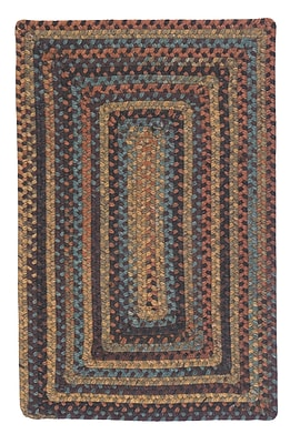 Colonial Mills Ridgevale Floral Burst Area Rug; Rectangle 8' x 11'