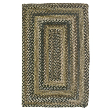 Colonial Mills Ridgevale Grecian Green Area Rug; Rectangle 5' x 8'