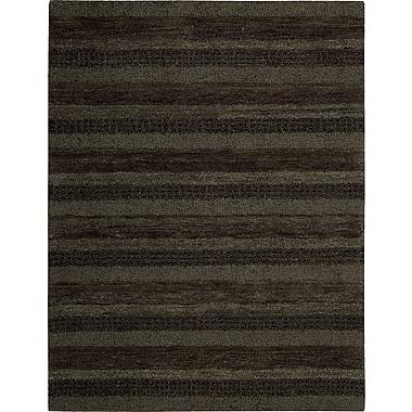 Calvin Klein Rugs Sequoia Hand-Woven Gray Area Rug; 2'6'' x 4'