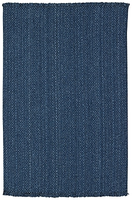 Capel Nags Head Blue Area Rug; 3' x 5'