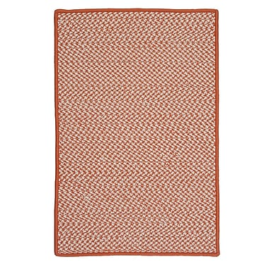 Colonial Mills Outdoor Houndstooth Tweed; 2' x 3'