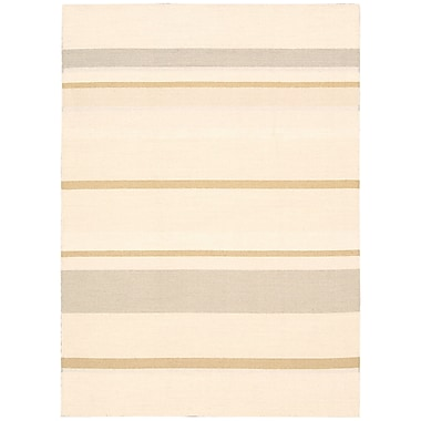 Calvin Klein Rugs Plateau Desert Stripe Sandwash Area Rug; 5'3'' x 7'5''