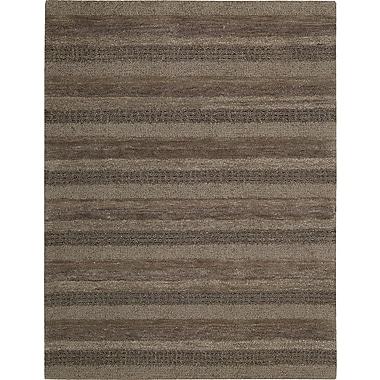 Calvin Klein Rugs Sequoia Hand-Woven Woodland Area Rug; 5'3'' x 7'5''