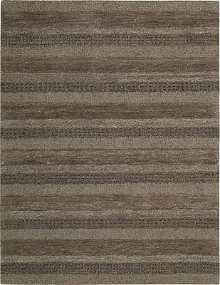 Calvin Klein Rugs Sequoia Hand-Woven Woodland Area Rug; Rectangle 5'3'' x 7'5''